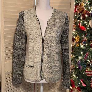 Talbot's Sweater Cardigan